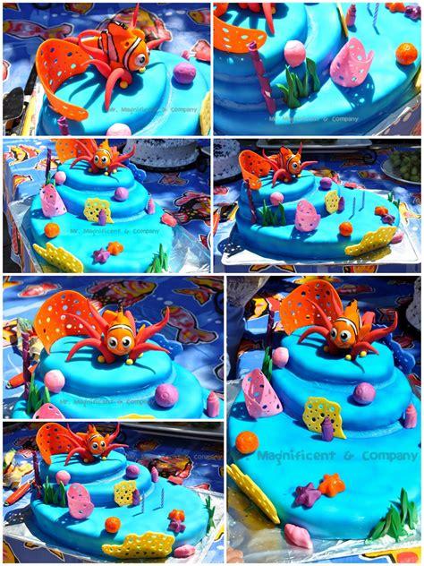 magnificent company  magnificents nemo cake