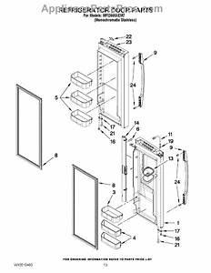 Refrigerated  Maytag Refrigerator Parts