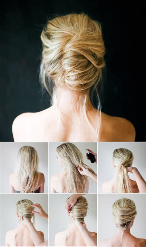 20 Cute And Easy Hairstyle Ideas And Tutorials Style