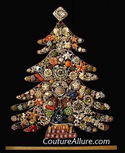 Tree Jeweled Trees Homemade Sandy Jewelry Trends