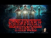 Stranger Things (TV Series) Season 1 Review! - YouTube