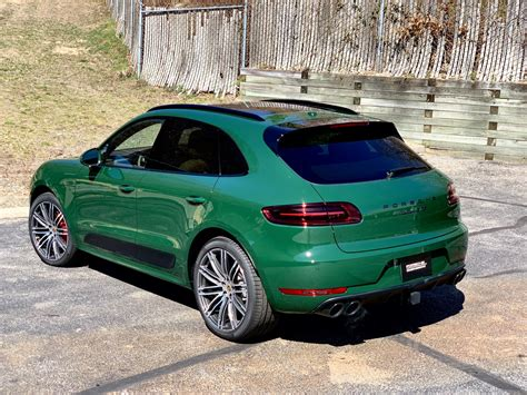 178 Mile 2018 Porsche Macan Gts (pts)