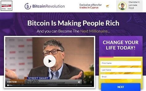 Our review of bitcoin revolution reviews would not be complete without informing you about our personal experience with this platform. Bitcoin Revolution 2 Review - A Great System To Increase ...