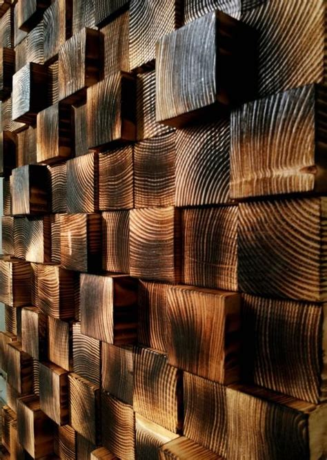 pine wood wall art burned wood decor wall decor wall