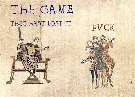 Tapestry Meme - image 113013 medieval macros bayeux tapestry parodies know your meme