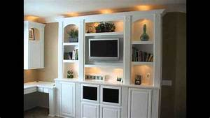 Built In Entertainment Cabinets Home Furniture Design