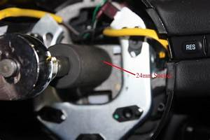 How To Install A Ford Racing Gt500 Steering Wheel On Your