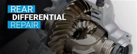 rear differential  bad whats