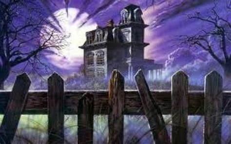 devils hole  haunted house historic path