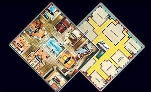 Clue House Plans
