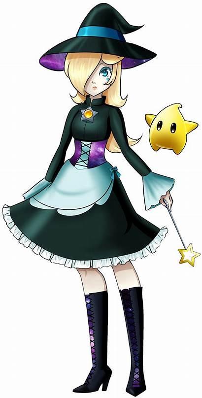 Rosalina Mario Luma Halloween Princess Peach Daisy