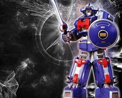 Megazord Rangers Power Wallpapers Source Wallpapercave