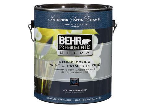 Behr Premium Plus Ultra (home Depot) Paint  Consumer Reports
