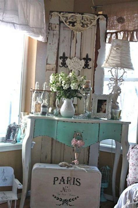 ideen fuer alte tueren dekorieren deko zum erstaunen
