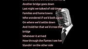 Garth Brooks - Burning Bridges (lyrics) - YouTube