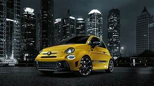 2017 Fiat Abarth 595 Competizione Wallpapers & HD Images
