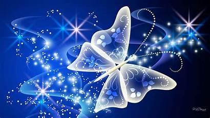 Magical Background Butterfly Backgrounds Wallpapers Butterflies Desktop