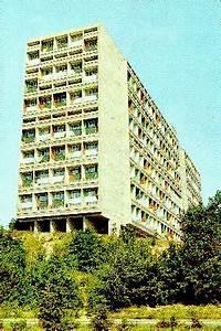 Corbusier Haus Berlin : unit d 39 habitation typ berlin corbusierhaus berlin ~ Markanthonyermac.com Haus und Dekorationen
