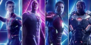 There Were Only Four Avengers in Infinity War | Screen Rant