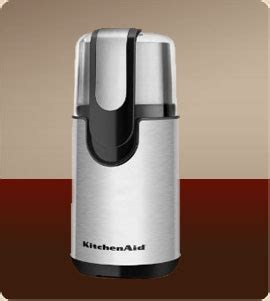 Kitchenaid Bcg100ob Blade Coffee Grinder Wake Up To The