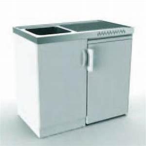 Kühlschrank Mit Eiswürfelbereiter 70 Cm Breit : vivicum minik che mit k hlschrank 100 cm g nstig kaufen ~ Watch28wear.com Haus und Dekorationen