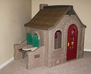 Little Tikes Picnic On The Patio Playhouse by Purple Sage Originals Little Tikes And Step 2 Children