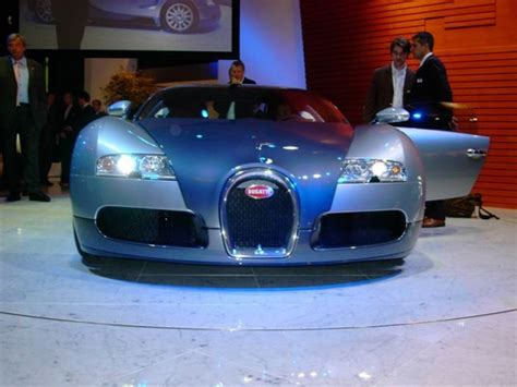 2003 Bugatti Veyron For Sale by 2003 Frankfurt Show Part V Page 3