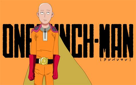 Hd One Punch Man Wallpaper Wallpapersafari