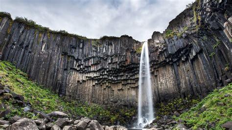 Wallpaper Landscape Waterfall Rock Nature Cliff National Park Formation Terrain