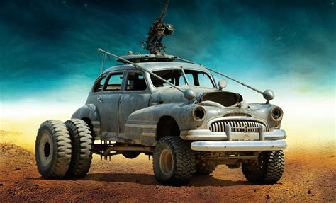 The 12 Coolest Movie Cars of 2015 - Maxim