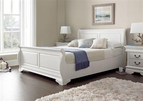 advantages   king size white bed frame   bedroom