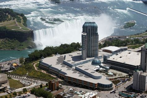 Niagara Falls Casino Resort  Niagara Falls Travel & Tourism