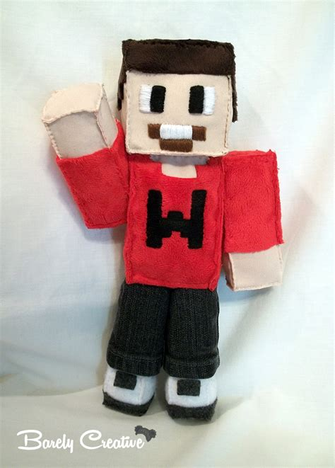 inspired plush pillows by cutesykats on deviantart wade minecraft plushie by barelycreative on deviantart Minecraft