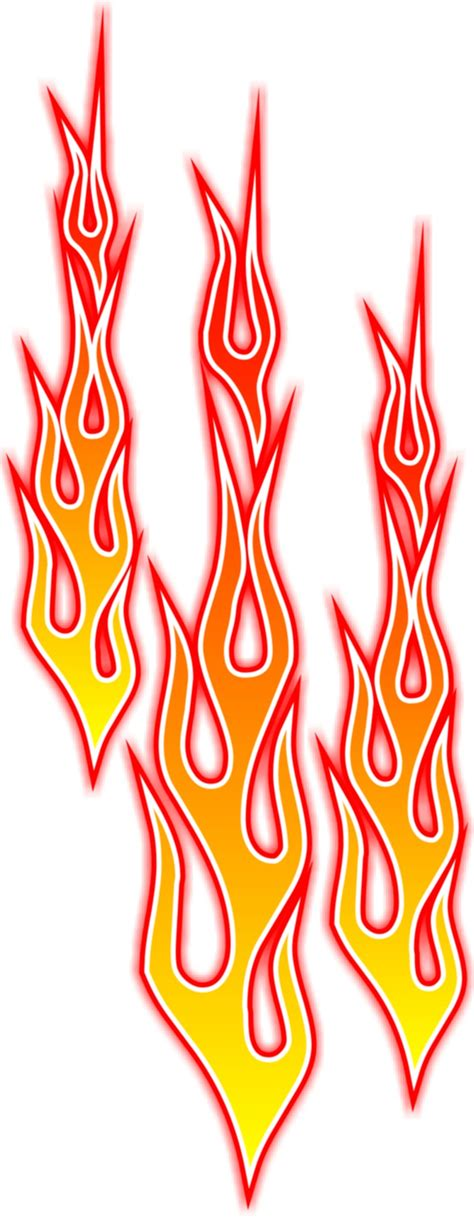 flames clipart 3 free images at clker vector clip