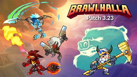 brawlhalla patch  brawlhalla