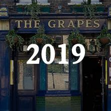 The history of The Grapes, Limehouse