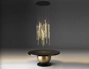 Light Luxury Brand Nella Vetrina Luxury Italian Pendant Glass Light In