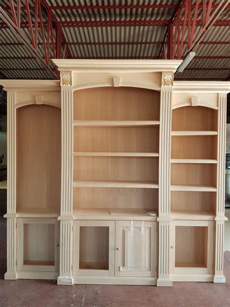 Librerie In Legno Su Misura by Librerie In Legno Librerie In Legno Su Misura