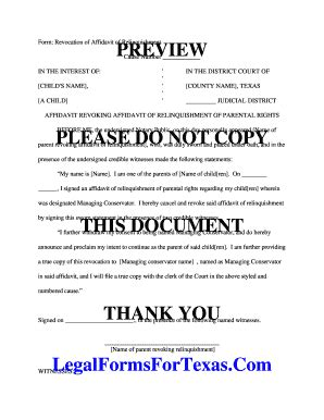 signing parental rights signing over parental rights forms fill online printable fillable blank pdffiller