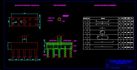 pile foundation detail dwg detail  autocad designs cad