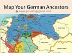 3 Free German Genealogy Websites: Maps of Germany and ...