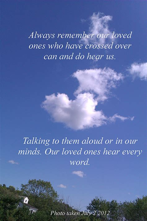 remembering  loved  quotes quotesgram