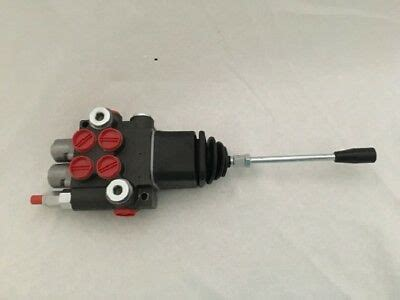 new hydraulic joystick loader valve 40 l min fast shipping 330 55 picclick ca