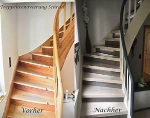 Indirekte Beleuchtung Treppe : treppenrenovierung mit laminatstufen stufendekor wei er nussbaum und graue setzstufen sowie ~ Pilothousefishingboats.com Haus und Dekorationen