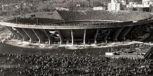 ITALY – Stadio San Paolo, Naples, Italy, circa 1977 ...