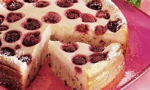Dr Oetker Rezepte Kuchen : himbeer quark kuchen rezept himbeer quark kuchen ~ Watch28wear.com Haus und Dekorationen