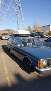 Volvo 1976 245 No Reserve For Sale
