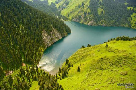 Beautiful Landscapes Of South Eastern Kazakhstan