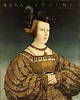 Anne of Hungary and Bohemia, Queen of the Romans by Hans ...