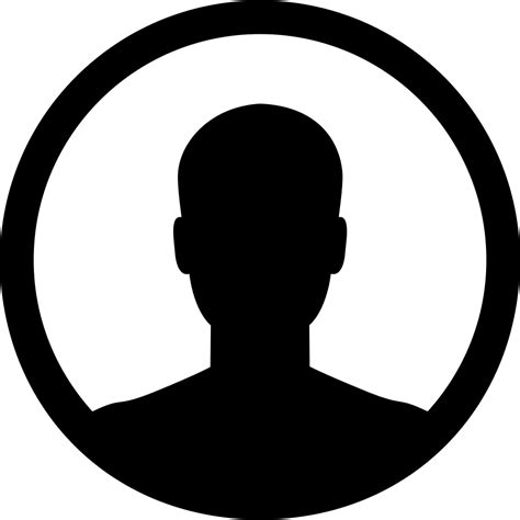 gravatar svg png icon